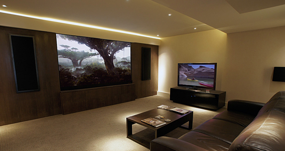 Home Cinema Systems Installers Wilmslow