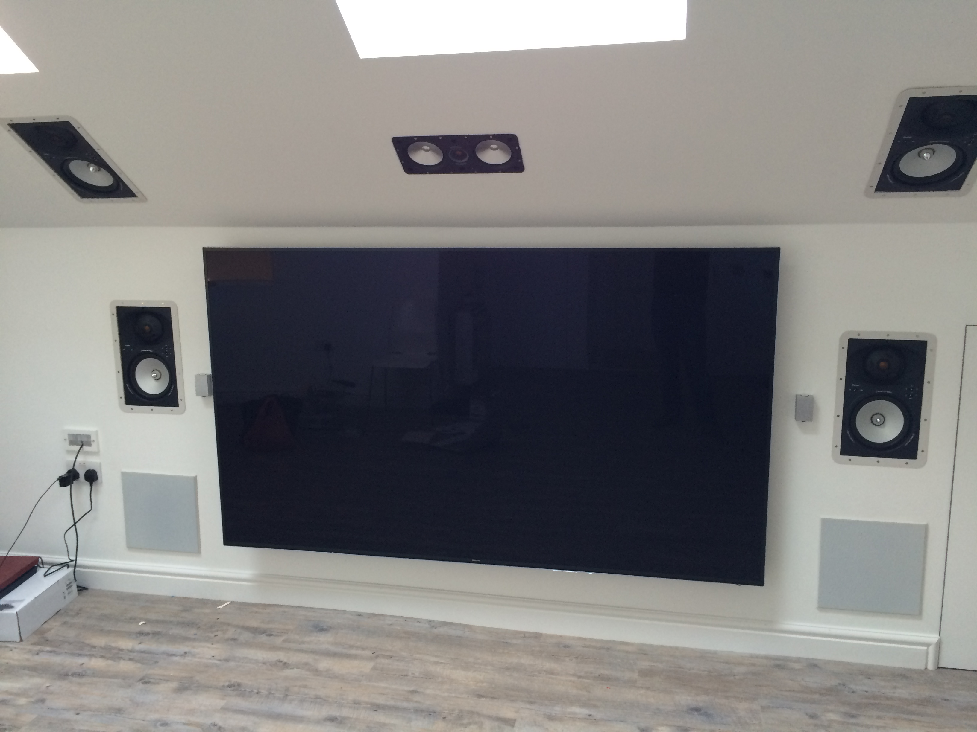 Home Cinema Systems Installers Knutsford