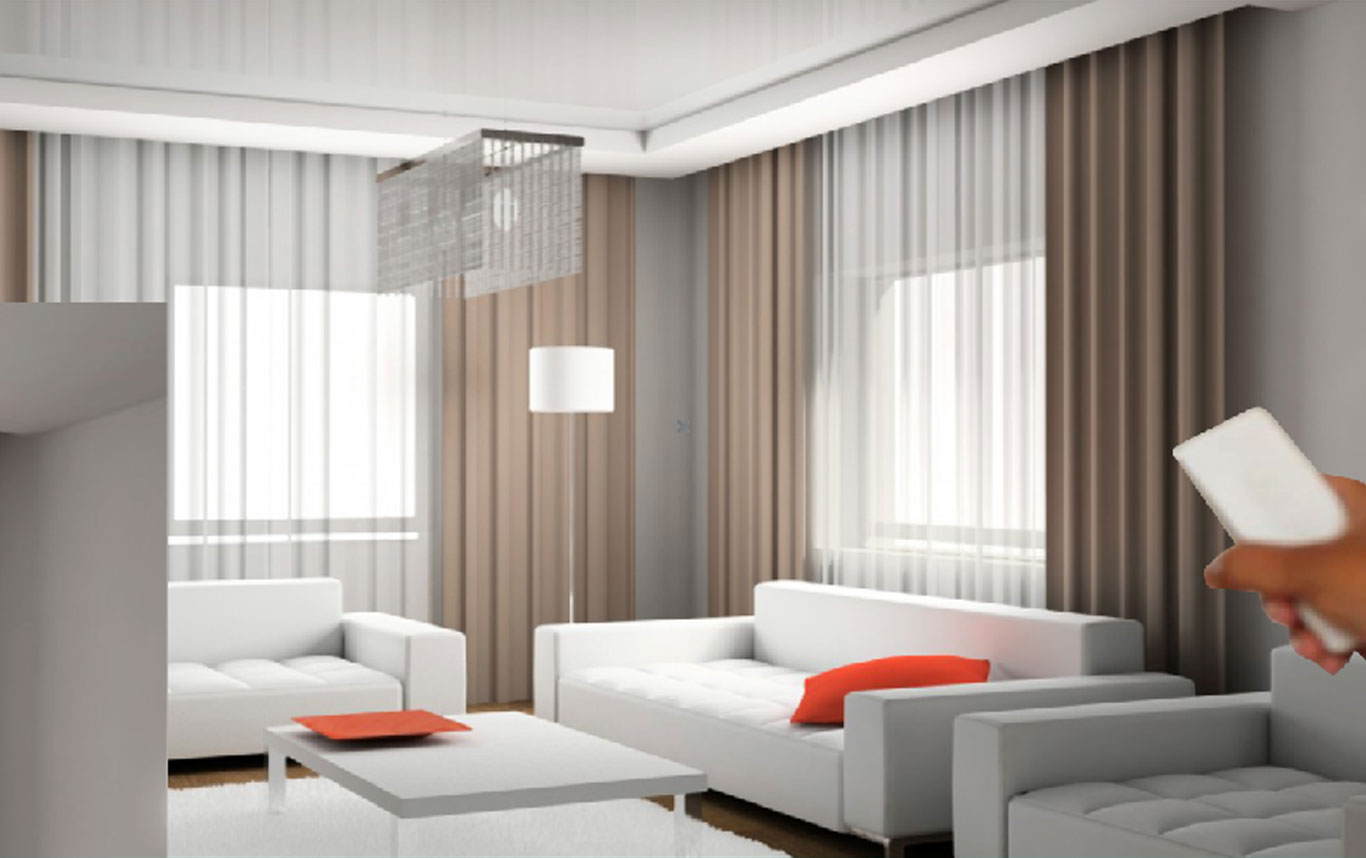 curtains and blinds - Smart Curtains